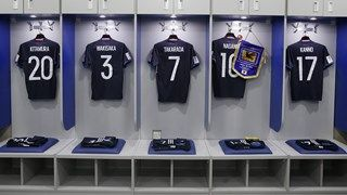 The Dressing Room Of Japan Is Pictured Prior To The Fifa U 17 Women S World Cup Fifa Womens Soccer Fifa 17