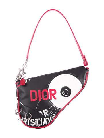 2395ab26692b Christian Dior Hardcore Mini Saddle Bag