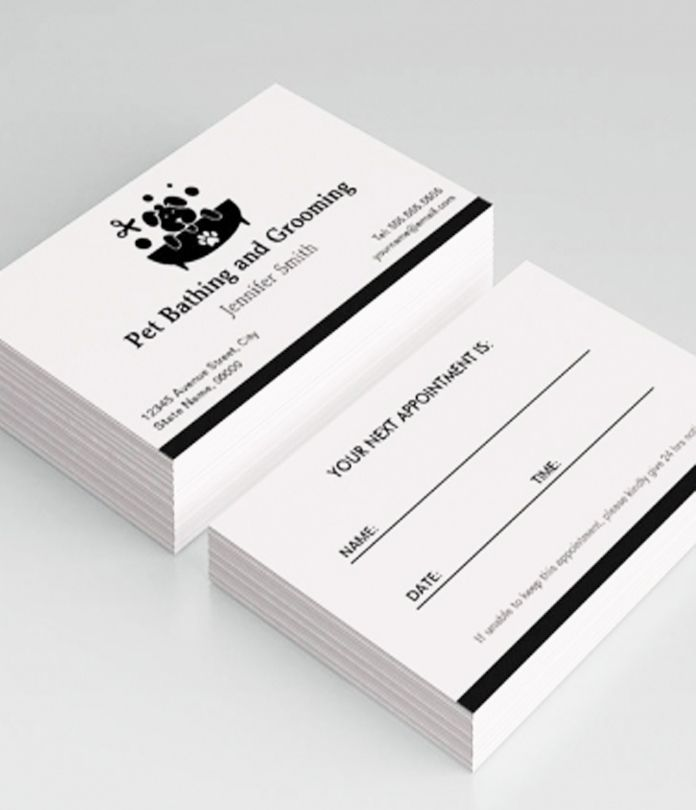 Appointment Cards Printing The Imaging Professionals