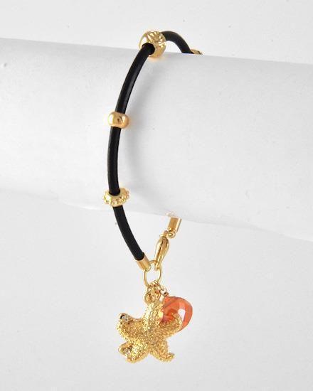 Gold Starfish Bracelet  #suebjewels