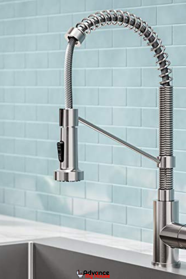 Pin By Neerja Sharma On Kitchen Remodel In 2021 Modern Kitchen Faucet Best Kitchen Faucets Kitchen Sink Faucets