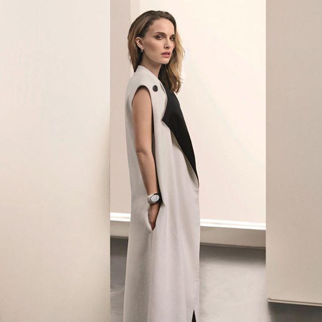#Natalieportman @natalieportmanverified campaign for Dior's Diorskin Forever❤️ #portman #love #natalieportmanlove #dior