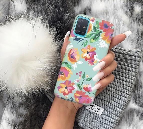 Flowers case Samsung A70 case Samsung A40 case Samsung A10   Etsy