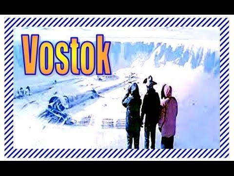 hallazgos increibles, antartida, Lago Vostok