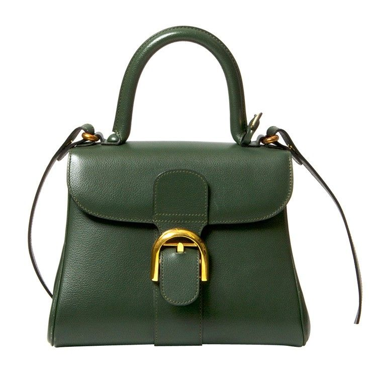 7e2b33bc44800 Delvaux Brillant PM Green