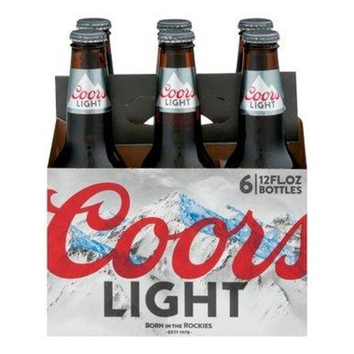 Beer Page 6 Ez Package Store Beer Coors Light Beer Can Package Store
