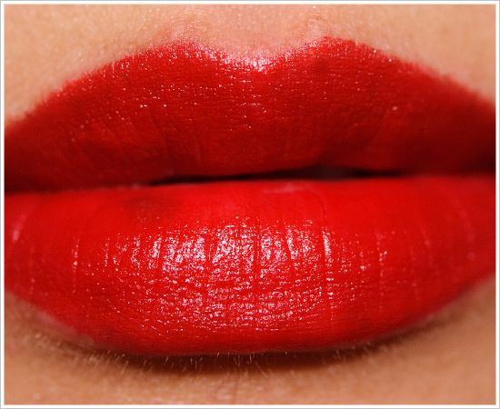 Rimmel #111 (Kiss of Life) Lasting Finish Matte by Kate Moss Review, Photos, Swatches