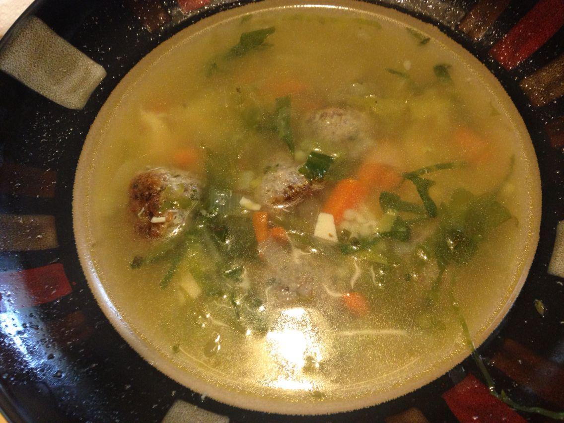 Italian wedding soup Chicken soup, Easy soup recipes, Soup