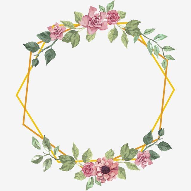Millones De Imagenes Png Fondos Y Vectores Para Descarga Gratuita Pngtree Floral Watercolor Background Floral Border Design Floral Watercolor