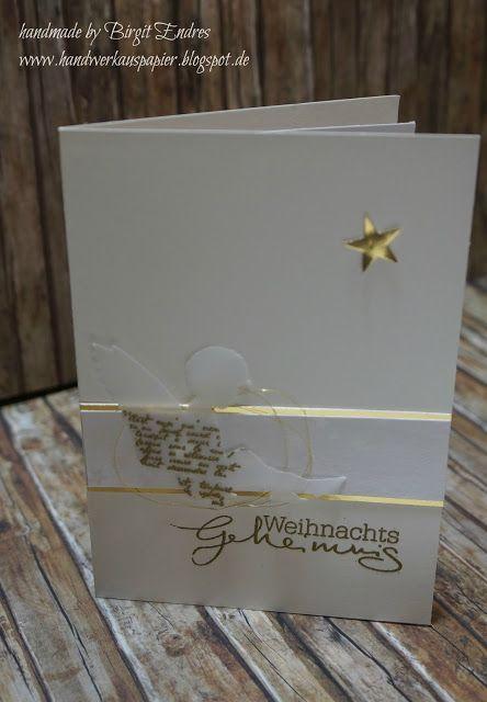 handwerk aus papier die letzten weihnachtskarten engel. Black Bedroom Furniture Sets. Home Design Ideas