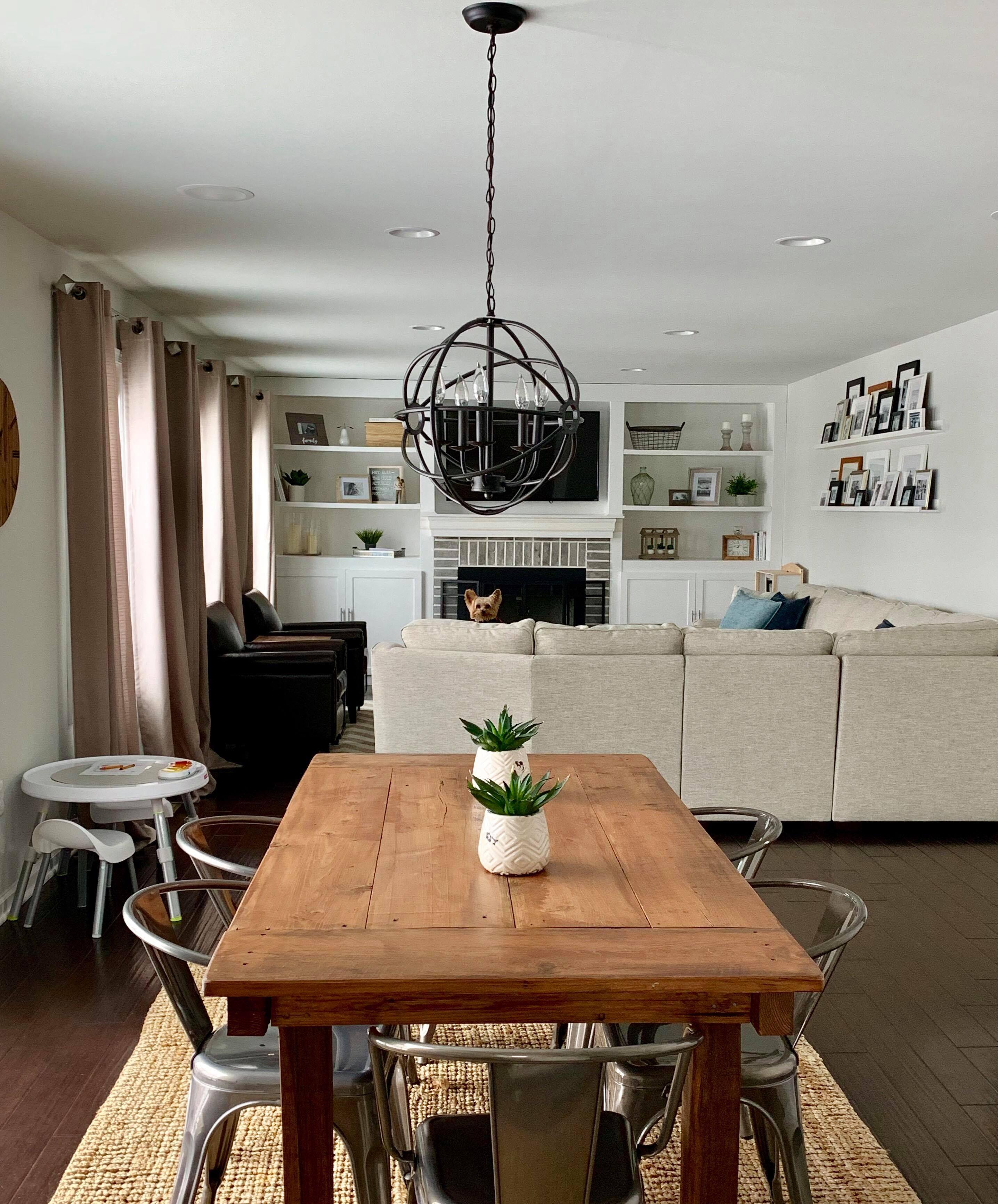 Farmhouse Dining Table Custom Built Design Your Own Table With The