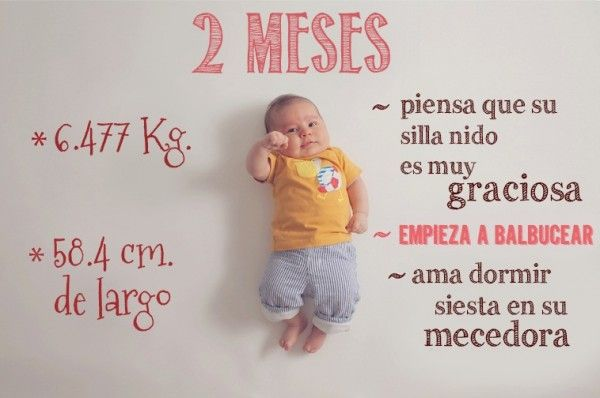 Fotos originales para documentar el crecimiento de tu beb - Cuadros originales para bebes ...
