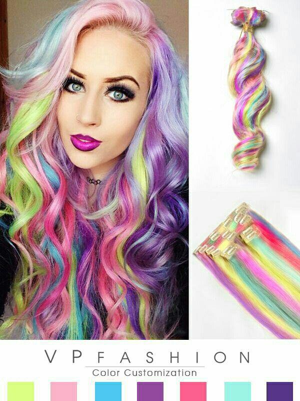 Rajous Clip In Hair Extensions Pinterest Hair Coloring Hair