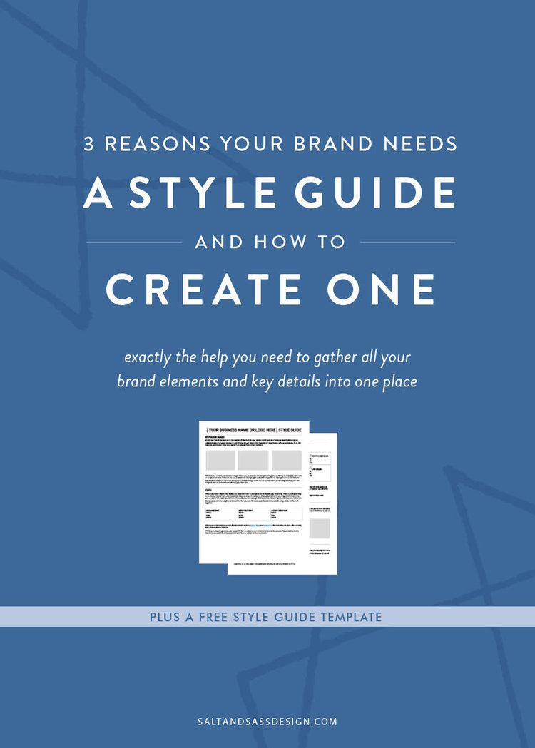 3 Reasons Your Brand Needs A Style Guide And How To Create One Nonprofit Marketing Materials Design The Qurious Effect Sandta Barbara Ca Style Guides Style Guide Template Nonprofit Marketing