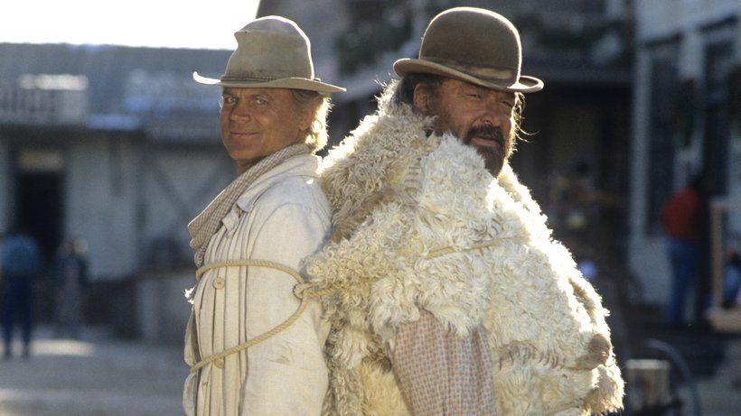 Bild Bud Spencer Und Terence Hill