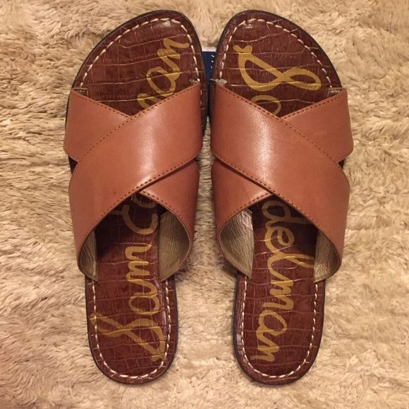 ce7fa7315 Sam Edelman Leather Sandals. Sam Edelman