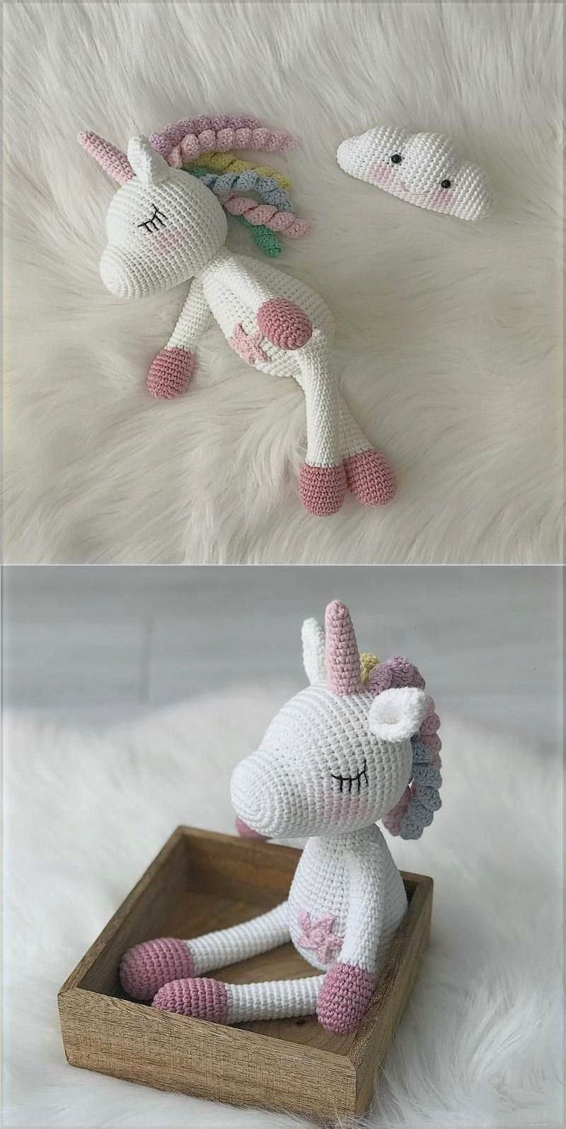 pony Crochet horse pink pony Brown Sheep Amigurumi crochet animal nursery gift baby shower b Crochet pony Crochet horse pink pony Brown Sheep Amigurumi crochet animal nur...