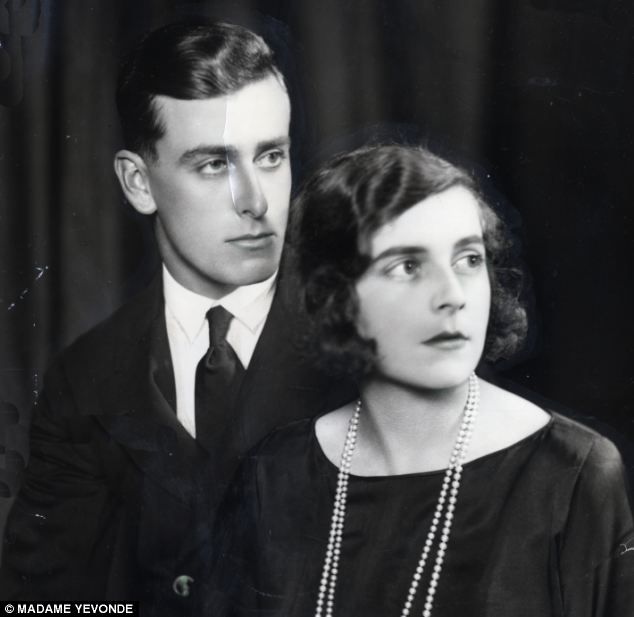 How the wild promiscuity of Edwina Mountbatten - wife of ...