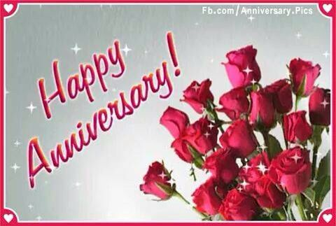 Flower flowers of all kind happy anniversary