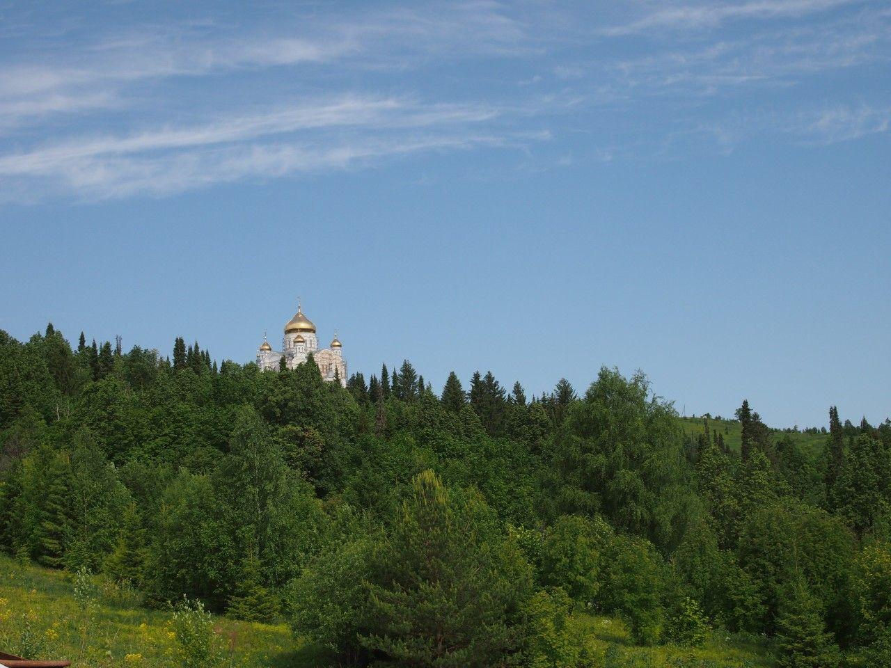 Белогорский монастырь Пермский край