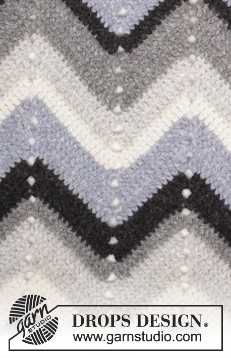 Free Pattern | Hekl | Pinterest | Manta, Blusas tejidas en crochet y ...