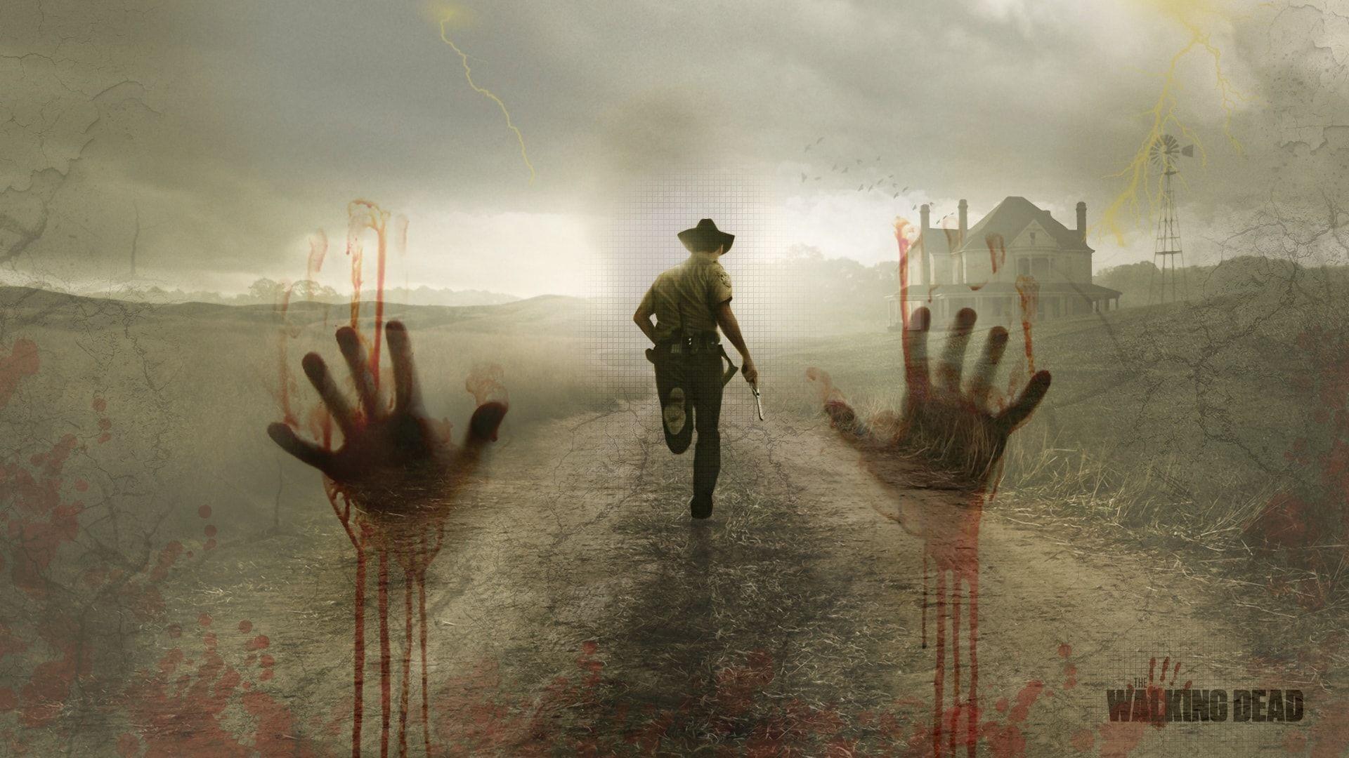 Twd Wallpaper Walking Dead Wallpaper The Walking Dead Walking Dead Series