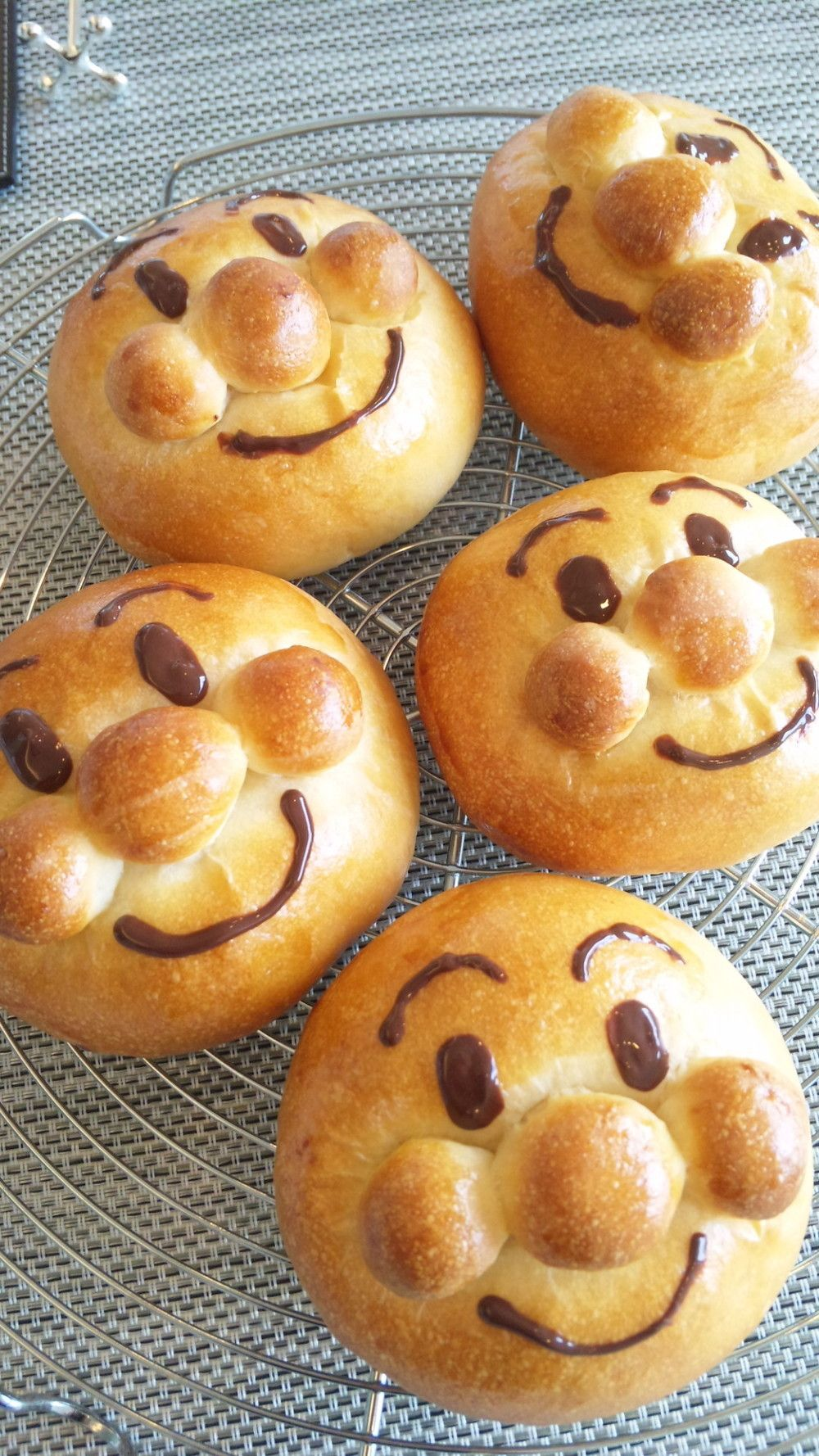 元気の源アンパンマンパン レシピ レシピ アンパンマン パン 簡単パンレシピ