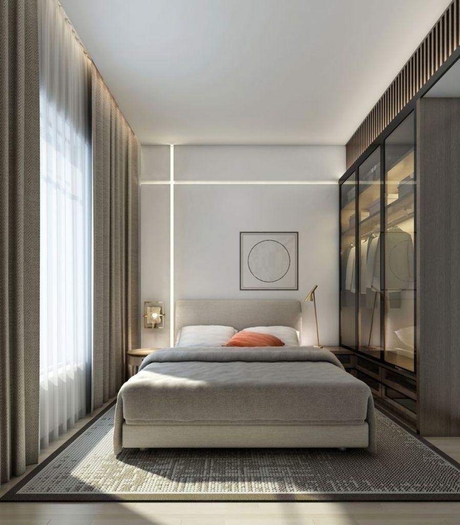 Moderne Schlafzimmer Designs Für Kleine Räume #Badezimmer #Büromöbel ...