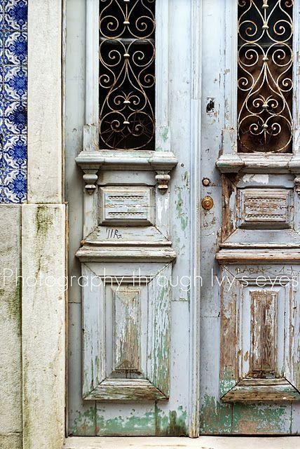 simply doors ~ in Lisbon March 2011 & simply doors ~ in Lisbon March 2011   Antique   Pinterest   Doors ...