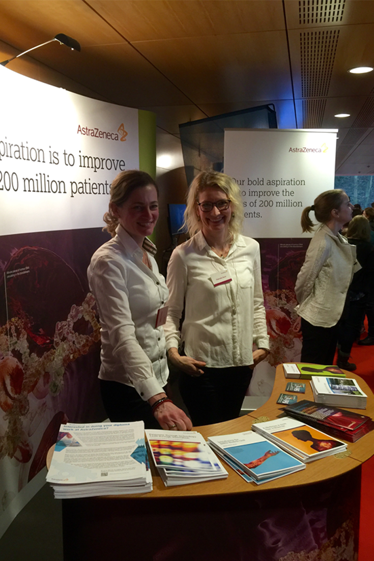 Visit Us At Chalmers University Of Technology S Career Fair Charm To See What A Future Career Could Be Like At Astrazeneca Exceptional Career Opportunitie