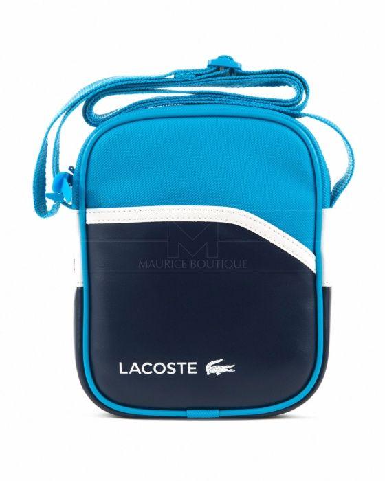 09f658e136110 Bolsos Lacoste hombre - Azul Marino   Royal