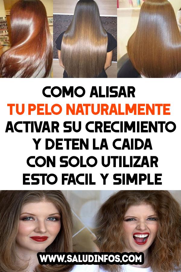 como alisar tu pelo naturalmente activar su crecimiento y deten la caida  con solo utilizar esto 5b62b1624ac5
