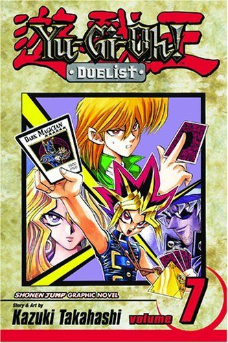 Yu-Gi-Oh! Duelist, Vol. 7 by Kazuki Takahashi. $7.95. Publication: August 2, 2005. Publisher: VIZ Media LLC (August 2, 2005). Author: Kazuki Takahashi