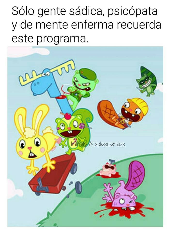 happy tree friends pictures and jokes funny pictures