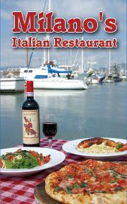 Milano's Italian Restaurant - Ventura   Italian food restaurant. Italian restaurant. Italian recipes