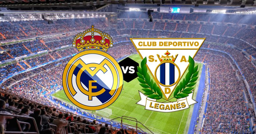 Where to find Real Madrid vs. Leganes on US TV and