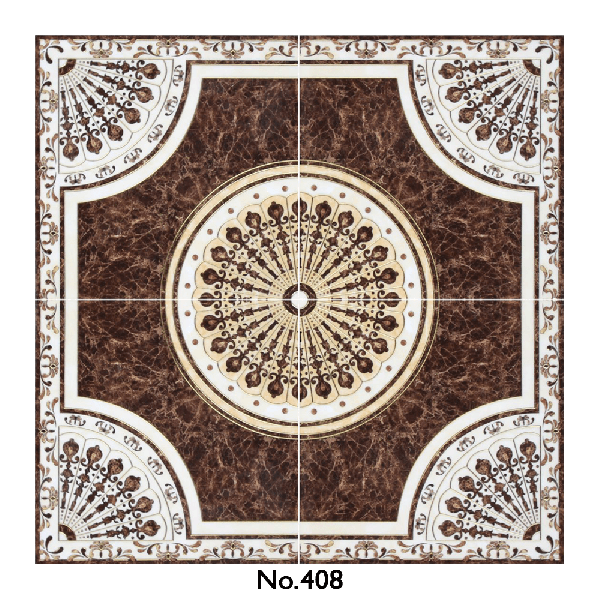 408 Digital Rangoli Tile Or Ceramic Delhi Ceramic Floor Tiles Tile Manufacturers Tiles