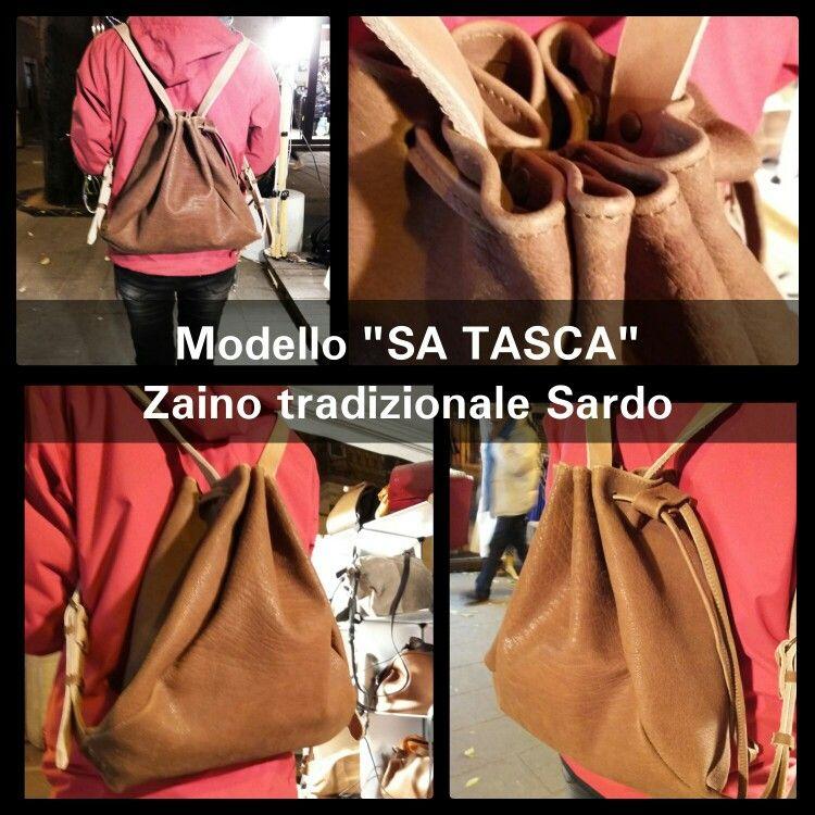 Zaino tradizionale Sardo