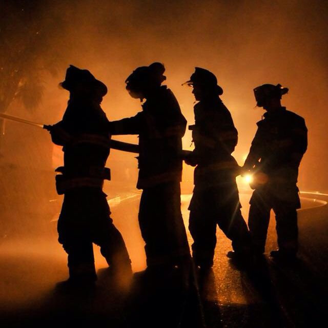 Firefighters.......A silhouette we always see within the fire and debris. Courage in a shadow tall and defying death in every call. Walking into flames of hell exactly where the beast does dwell. Fight with every ounce of power their braverly shown every hour. These heroes who gives their best, who honor bravery is their life's quest. Aware of danger in their way and who'd give their life for you. Made of courage brave and true, we honor them with words of praise for all the valor they…