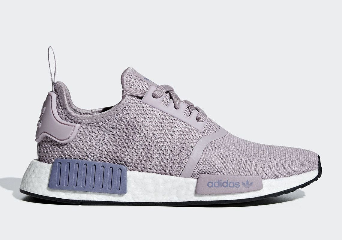 The Adidas Nmd R1 Returns In The New Year With Soft Pastels With