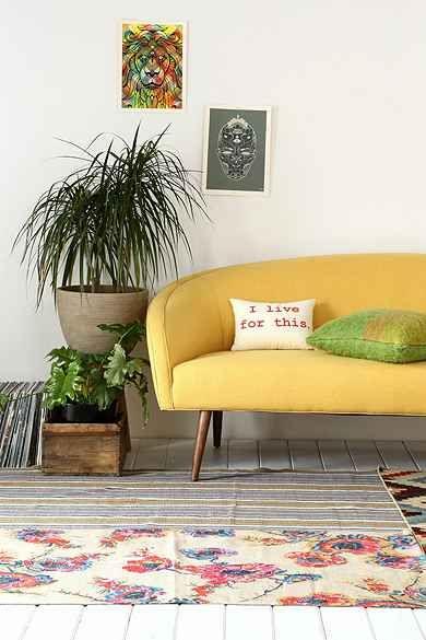 Urban O Layla Sofa decor foreign Pinterest Chair side table