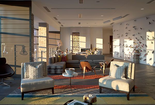 The Alexander Luxury Hotels Downtown Indianapolis Art Curated