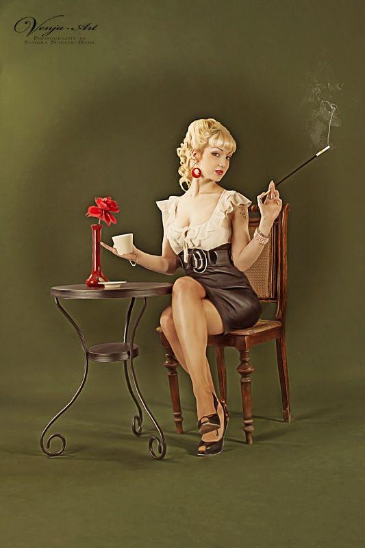 American girls | Pin-Up girl | #Vintage
