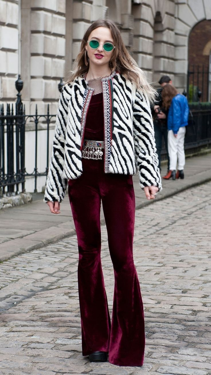 a79c87626af3 5 Chic Ways to Wear Velvet This Winter