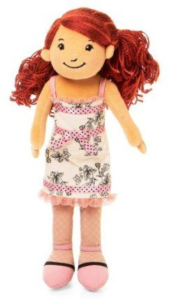37c8ed81e6 Groovy Girls Nicole - Red head by Manhattan Toy.  14.99. Nicole s so groovy.  For ages 4 yrs. and up. 13H