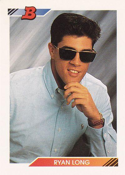 1992 Bowman 79 Ryan Long Baseball Cards 1980 To Now Mens