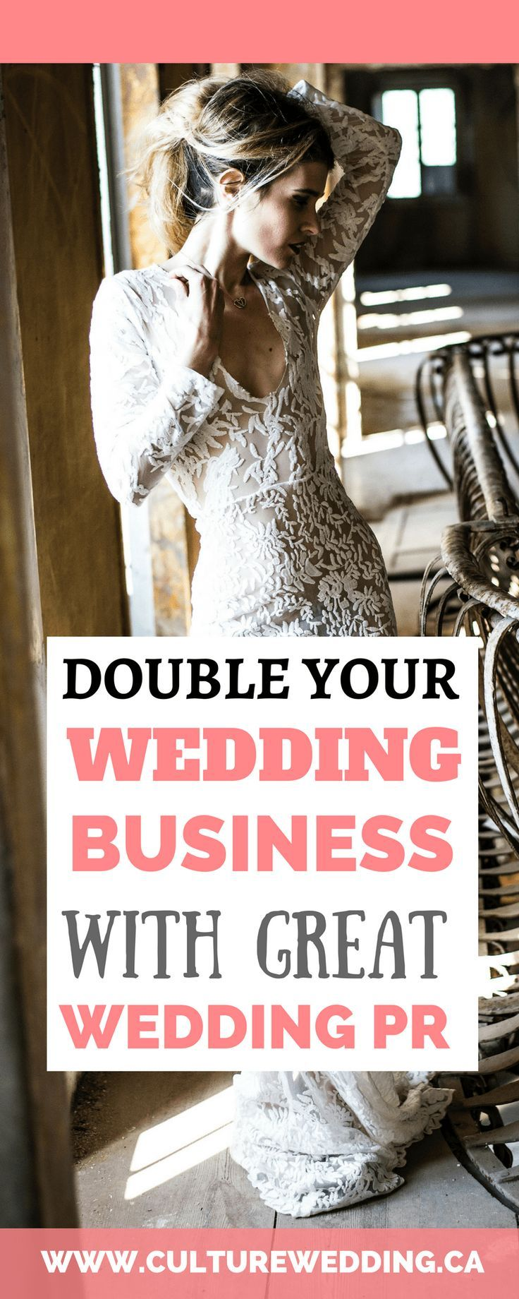 Wedding Pr For Your Business Book More Clients By Adding Publicity Marketing How To Start An Event Planning