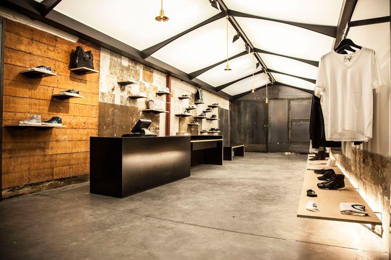 adidas No. 42 store by ether a.c., Paris Magasin de vêtements  Clothing store