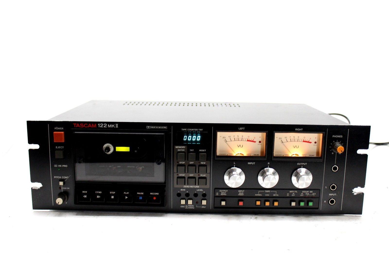 Details about Tascam 103 Cassette Deck 3 Head | HiFi Heaven