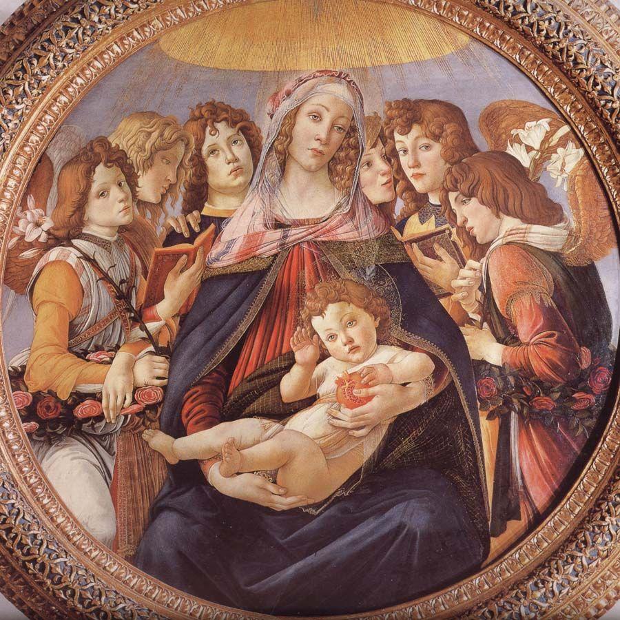 Pin Gabby Marketing Sandro Botticelli